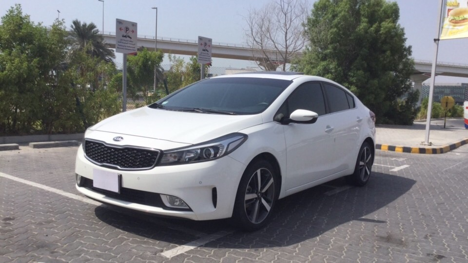 Used Kia Cerato 2017 for sale in Dubai