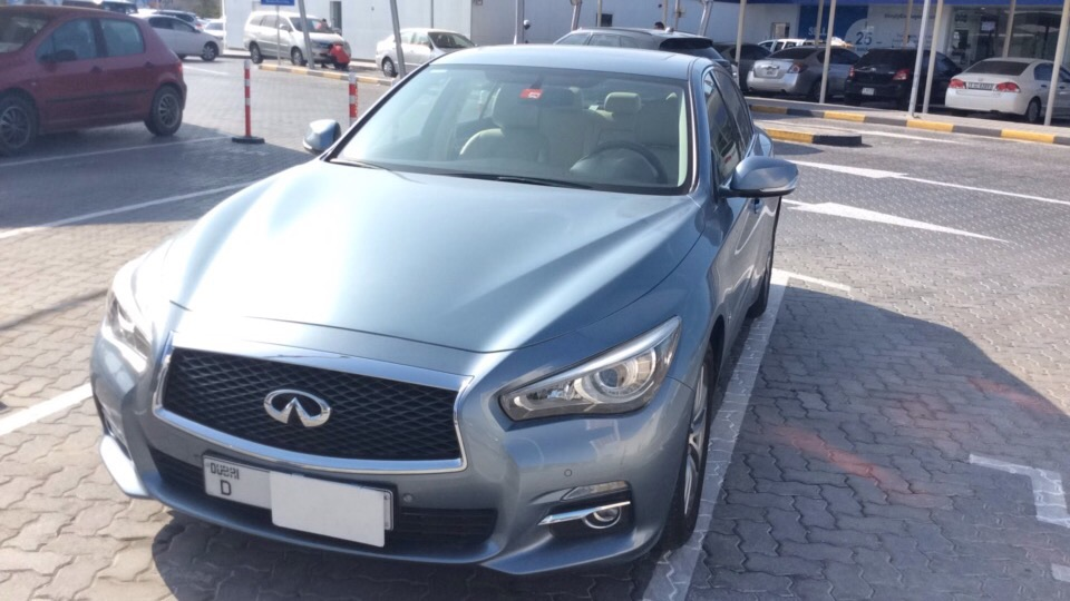 Used Infiniti Q50 2016 for sale in Dubai