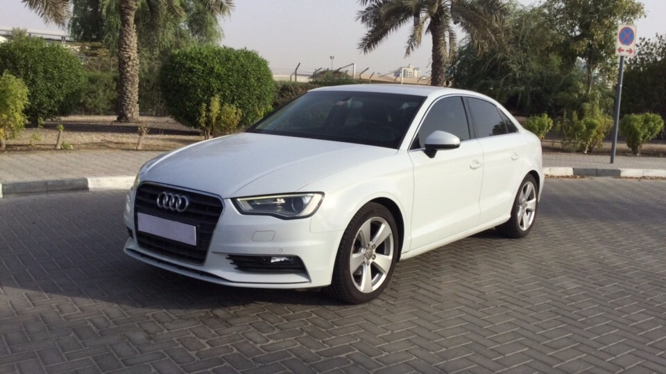Used Audi A3 2014 For Sale In Dubai