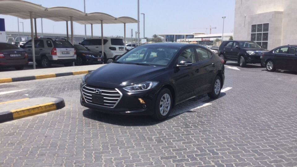 Used Hyundai Elantra 2018 For Sale In Dubai