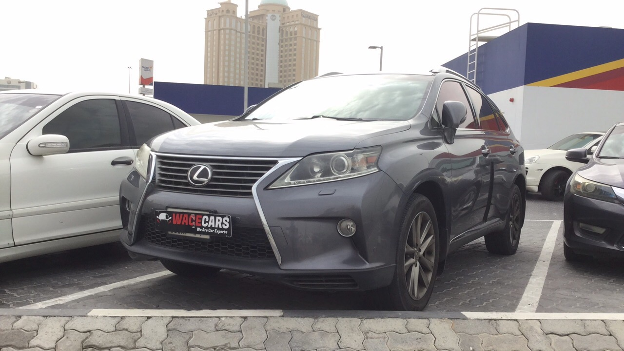 Used Lexus RX 350 Platinum 2013 For Sale In Dubai