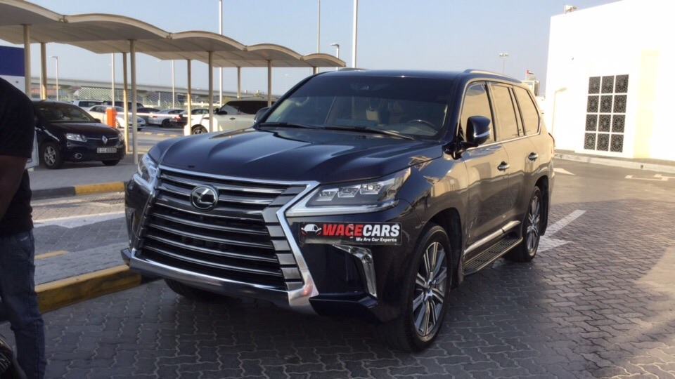 Used Lexus LX 2018 For Sale In Dubai