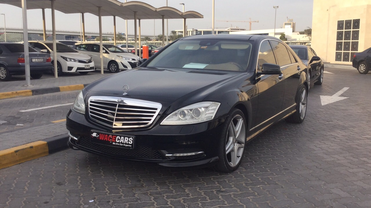 Used Mercedes-Benz S 300 2012 For Sale In Dubai