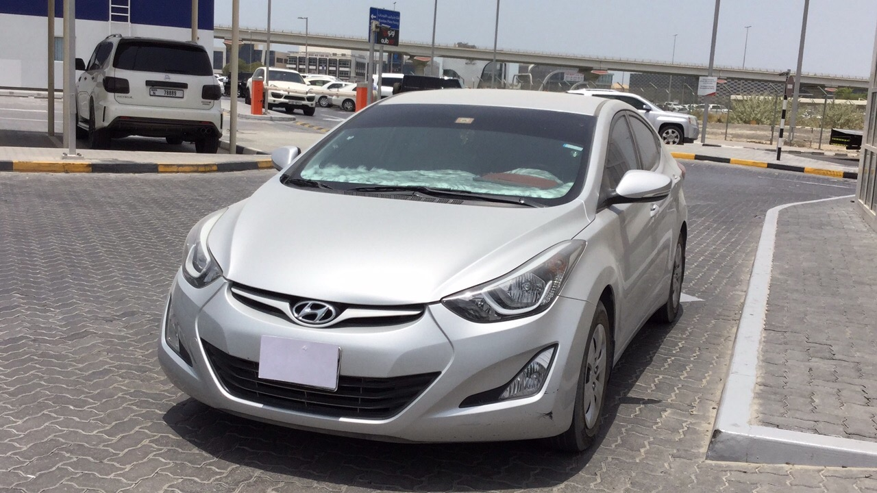 Used Hyundai Elantra 2016 For Sale In Dubai