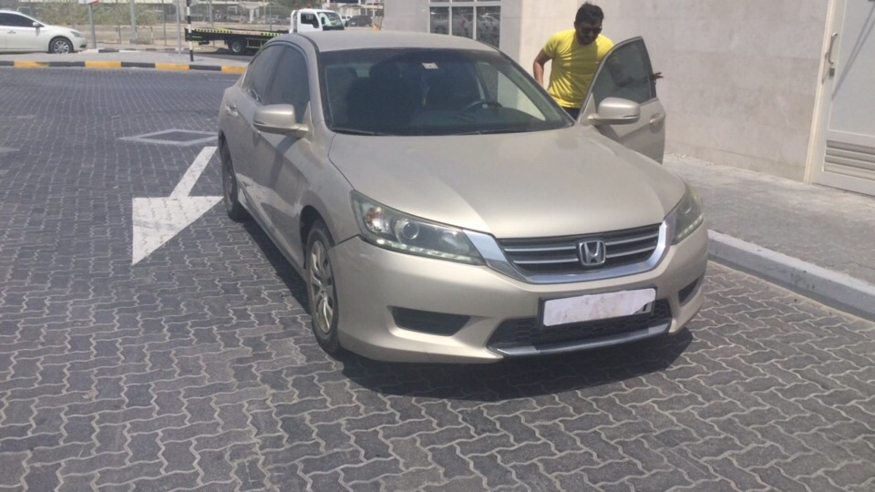 Used Honda Accord 2013 For Sale In Dubai