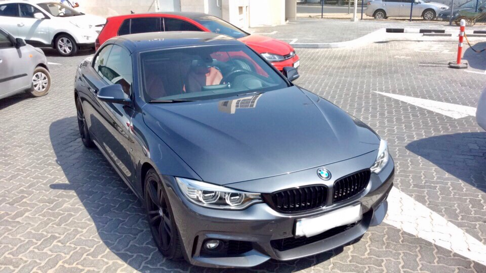 Used BMW 4-Series 2014 for sale in Dubai