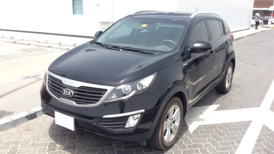 Used Kia Sportage 2013 For Sale In Dubai