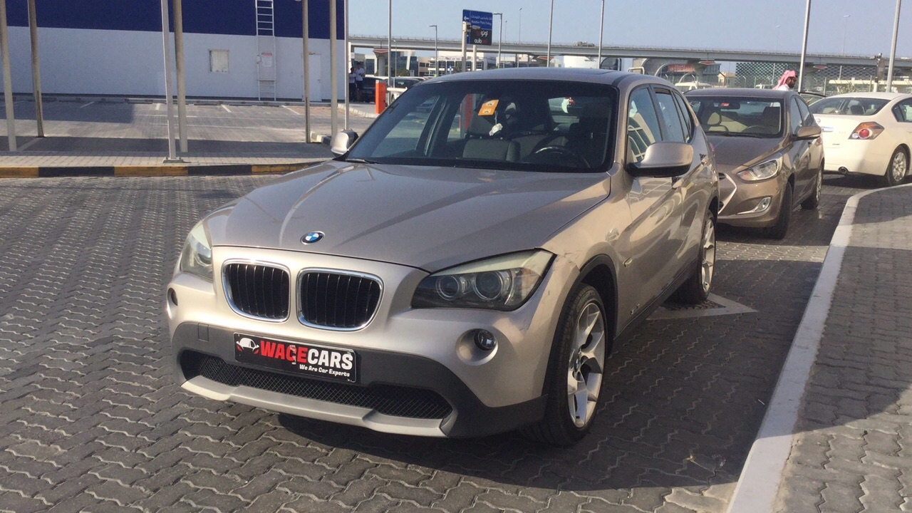 Used BMW X1 2013 for sale in Dubai