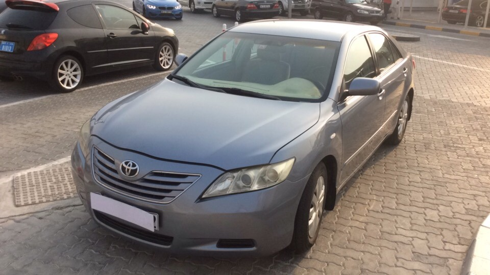Used Toyota Camry 2009 for sale in Dubai