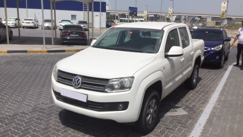 Used Volkswagen Amarok 2013 For Sale In Dubai