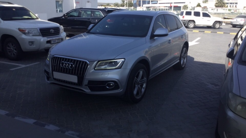 Used Audi Q5 2014 for sale in Dubai