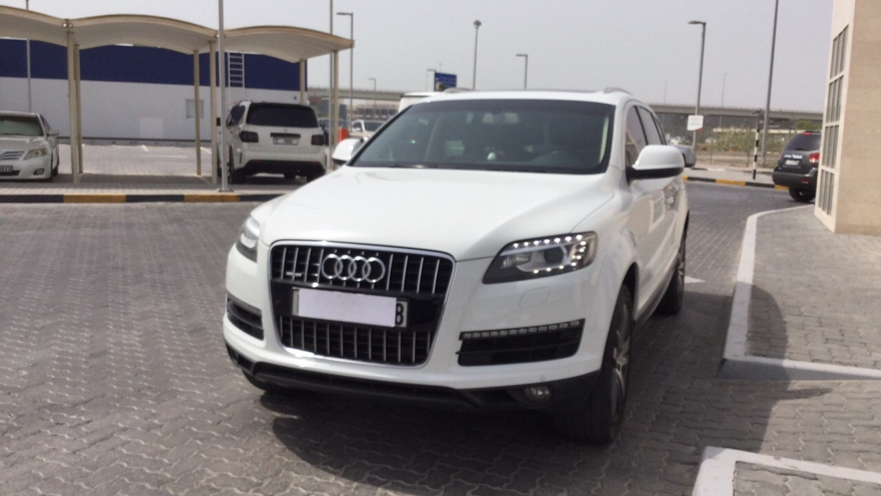 Used Audi Q7 2014 For Sale In Dubai
