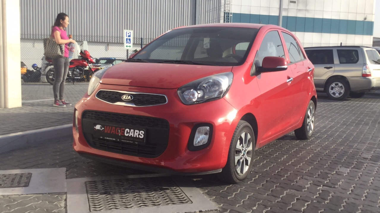 Used Kia Picanto 2016 For Sale In Dubai