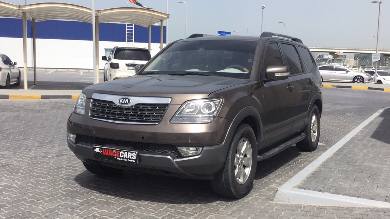Used Kia Mohave 2015 for sale in Dubai
