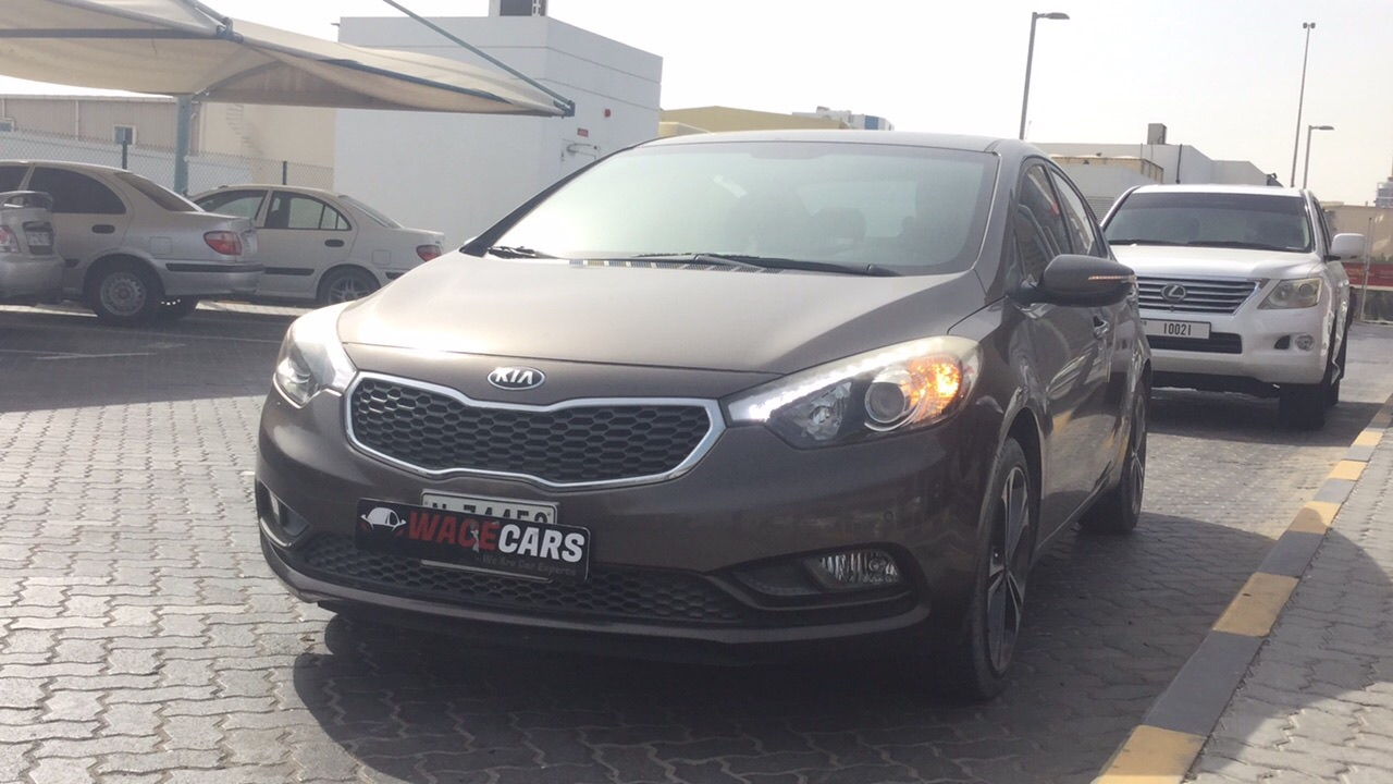 Used Kia Cerato 2015 For Sale In Dubai