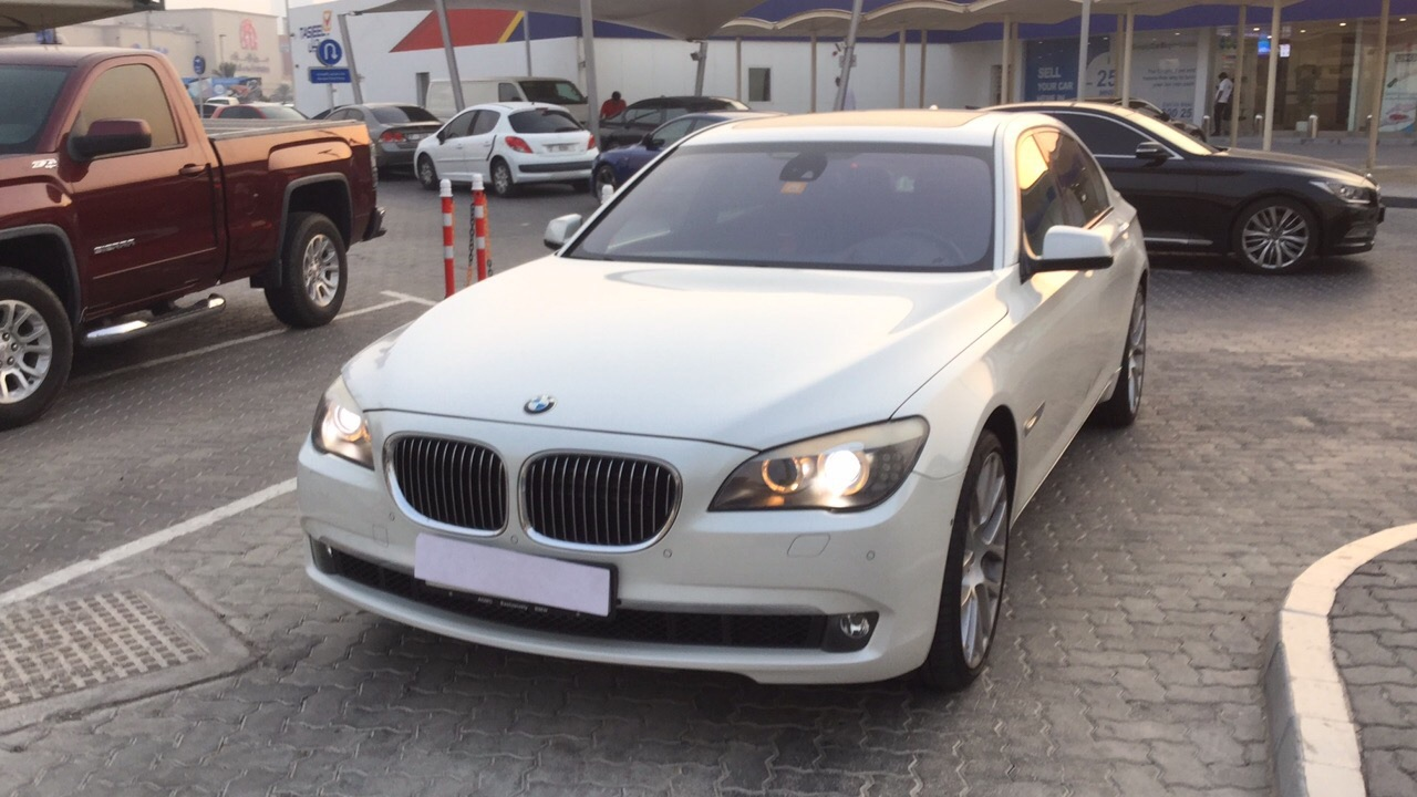 Used BMW 750Li 2012 For Sale In Dubai