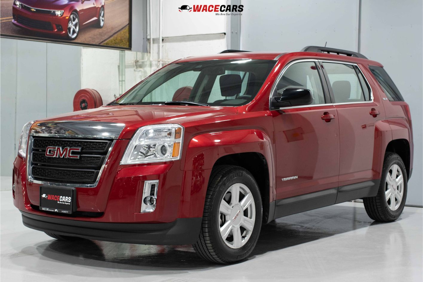 Used GMC Terrain 2015 for sale in Dubai