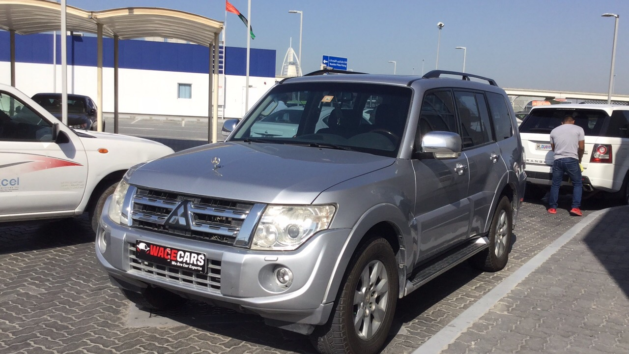 Used Mitsubishi Pajero 3.5 2012 For Sale In Dubai