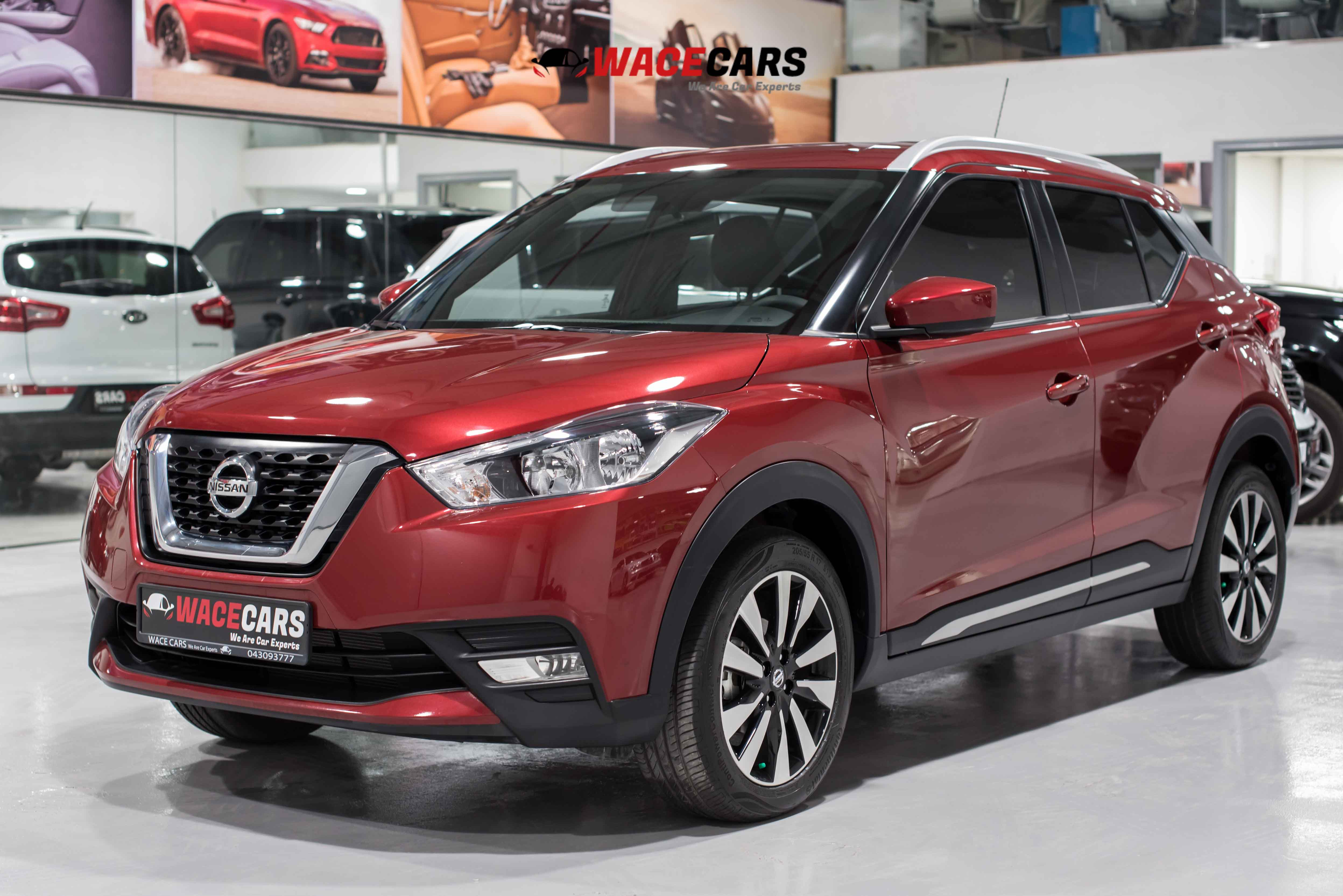 Used Nissan Kicks 1.6 SL 2018 For Sale In Dubai
