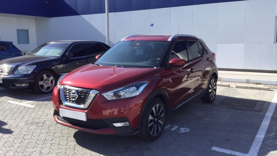 Used Nissan Kicks 1.6 S 2018 For Sale In Dubai