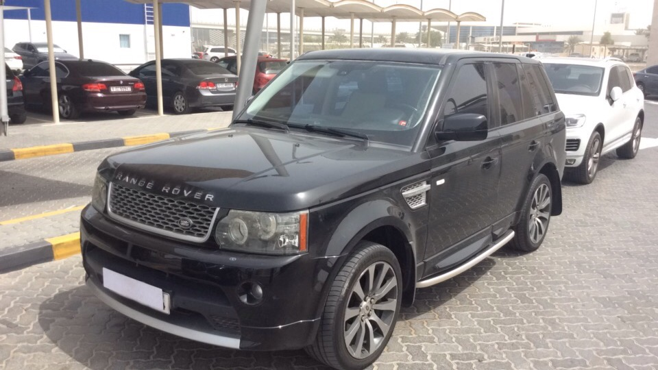 Used Land Rover Range Rover Sport 2010 For Sale In Dubai