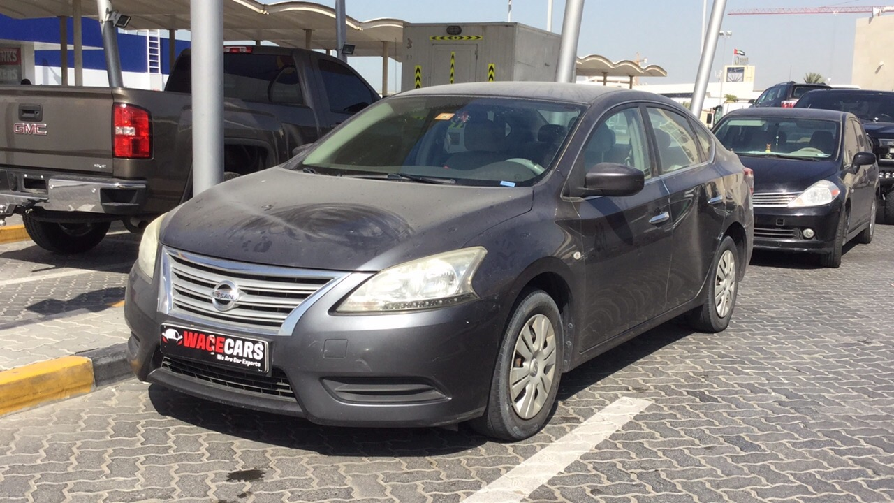 Used Nissan Sentra 2013 for sale in Dubai