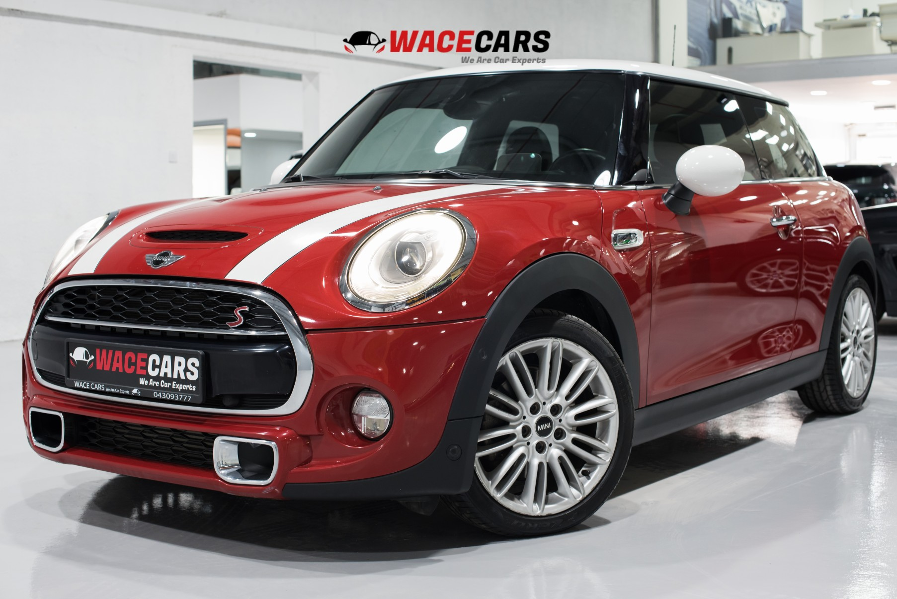 Used Mini Cooper 2015 For Sale In Dubai