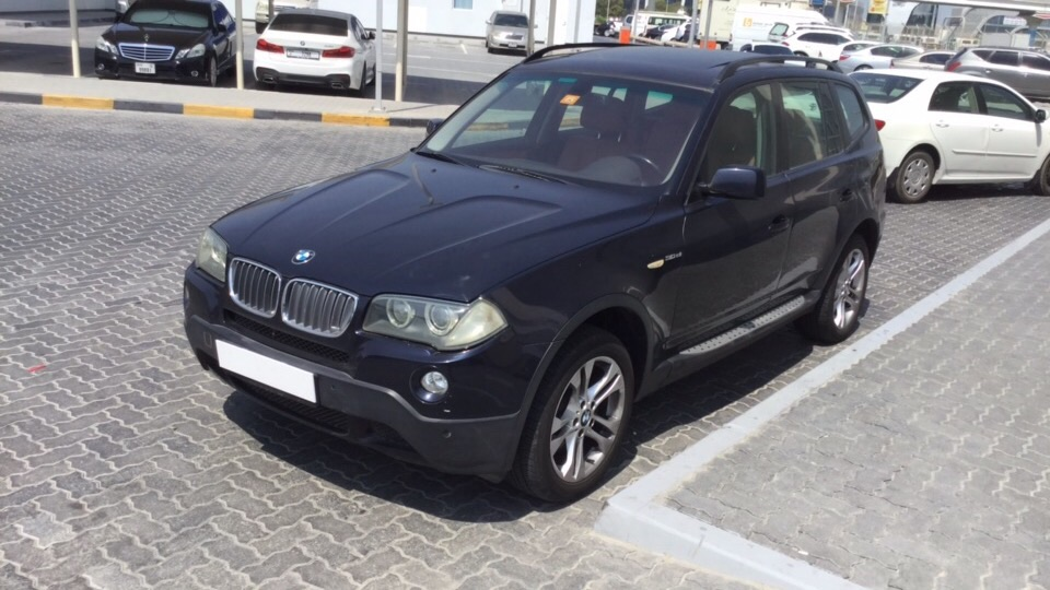 Used BMW X3 30i 2009 For Sale In Dubai