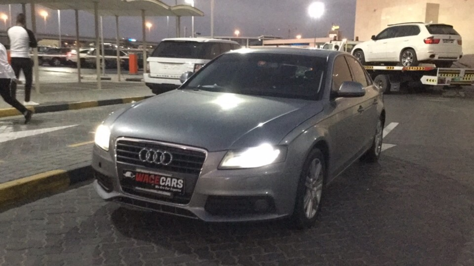 Used Audi A4 1.8 T 120 2009 For Sale In Dubai
