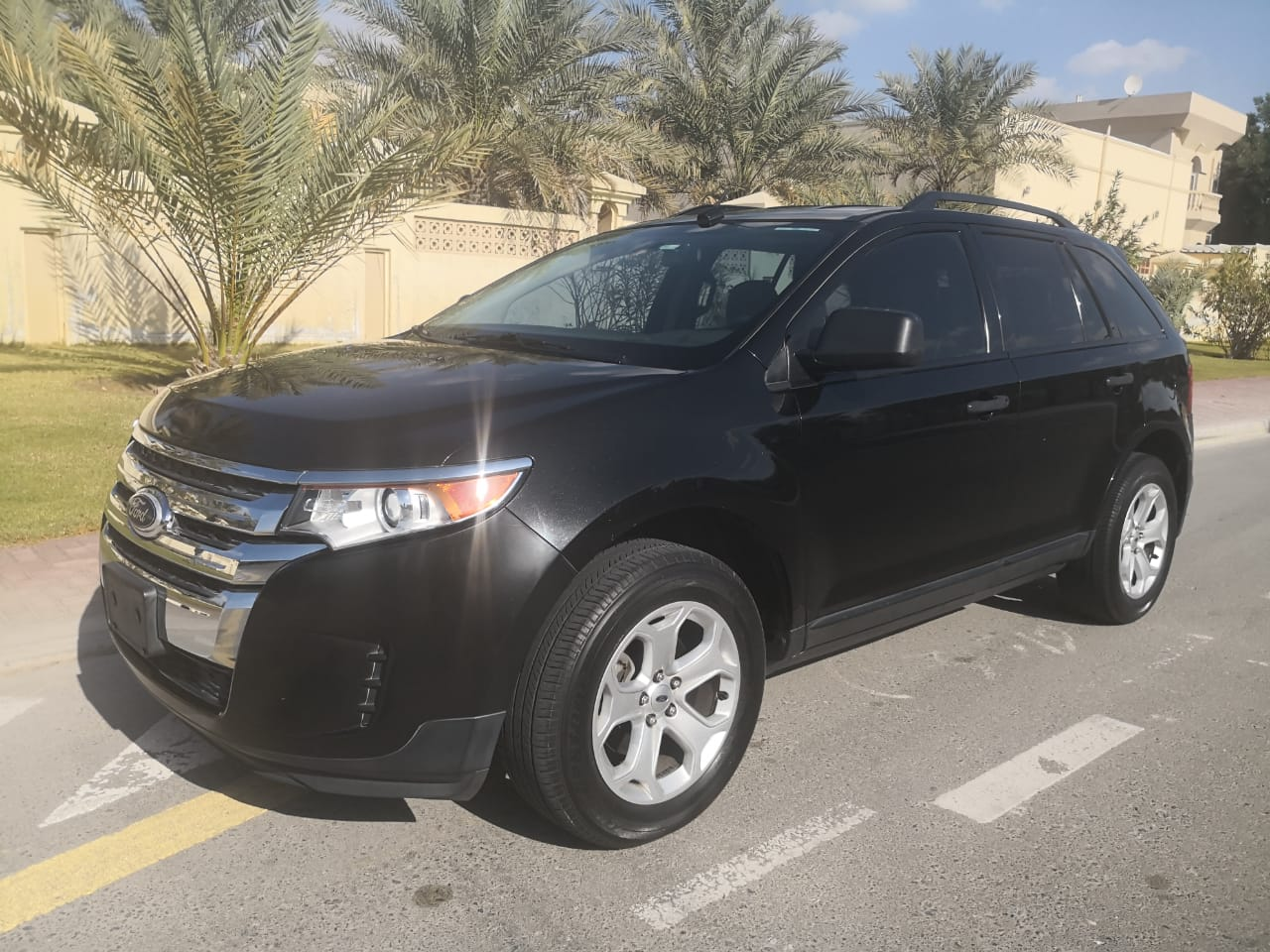 Used Ford Edge 2012 For Sale In Dubai
