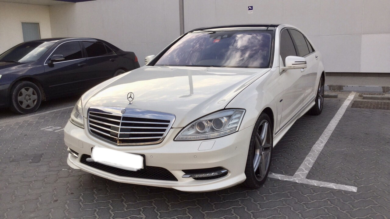 Used Mercedes-Benz S-Class 2011 For Sale In Dubai