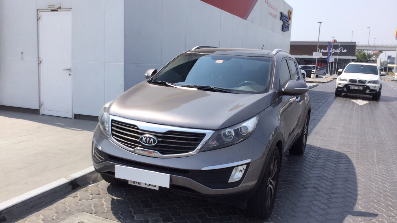 Used Kia Sportage 2012 for sale in Dubai