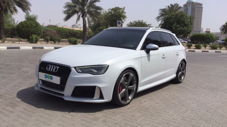 Used Audi RS 2016 For Sale In Dubai
