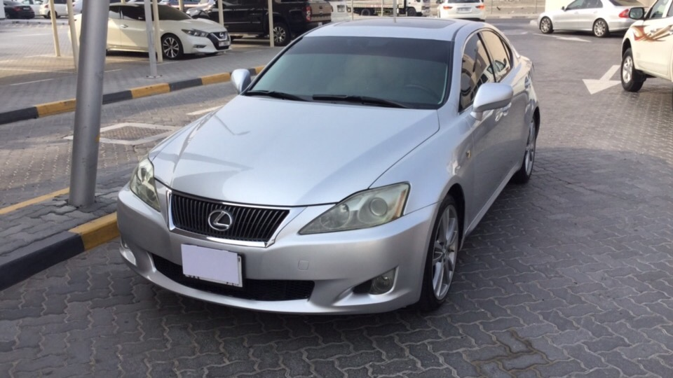 Used Lexus IS 2008 For Sale In Dubai