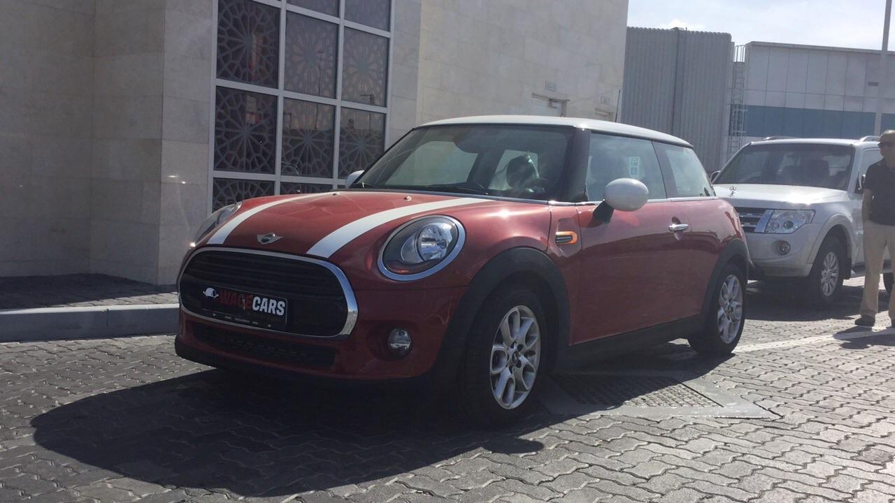 Used Mini Cooper 2018 For Sale In Dubai
