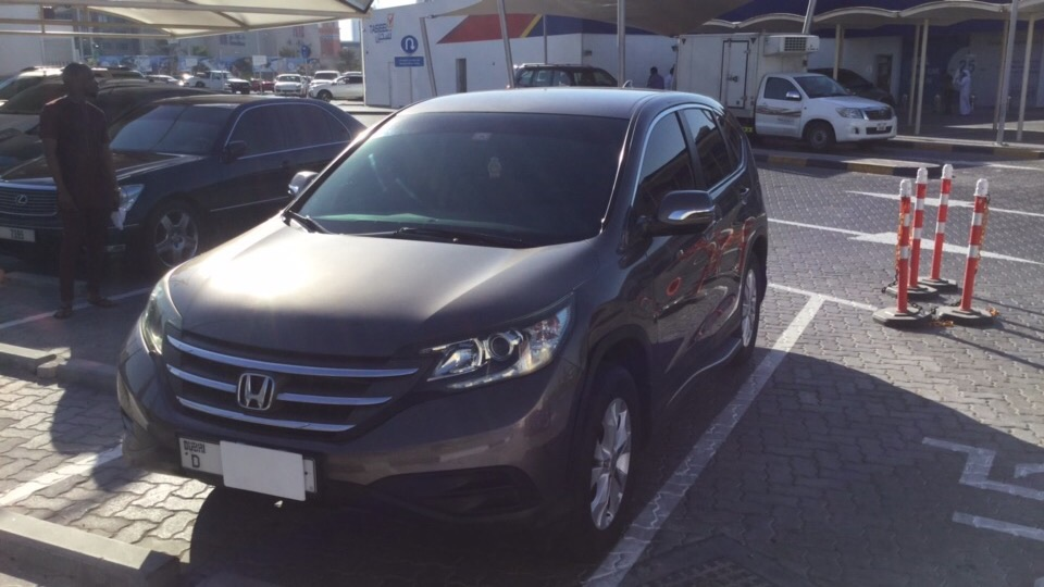 Used Honda CR-V EX 2013 For Sale In Dubai