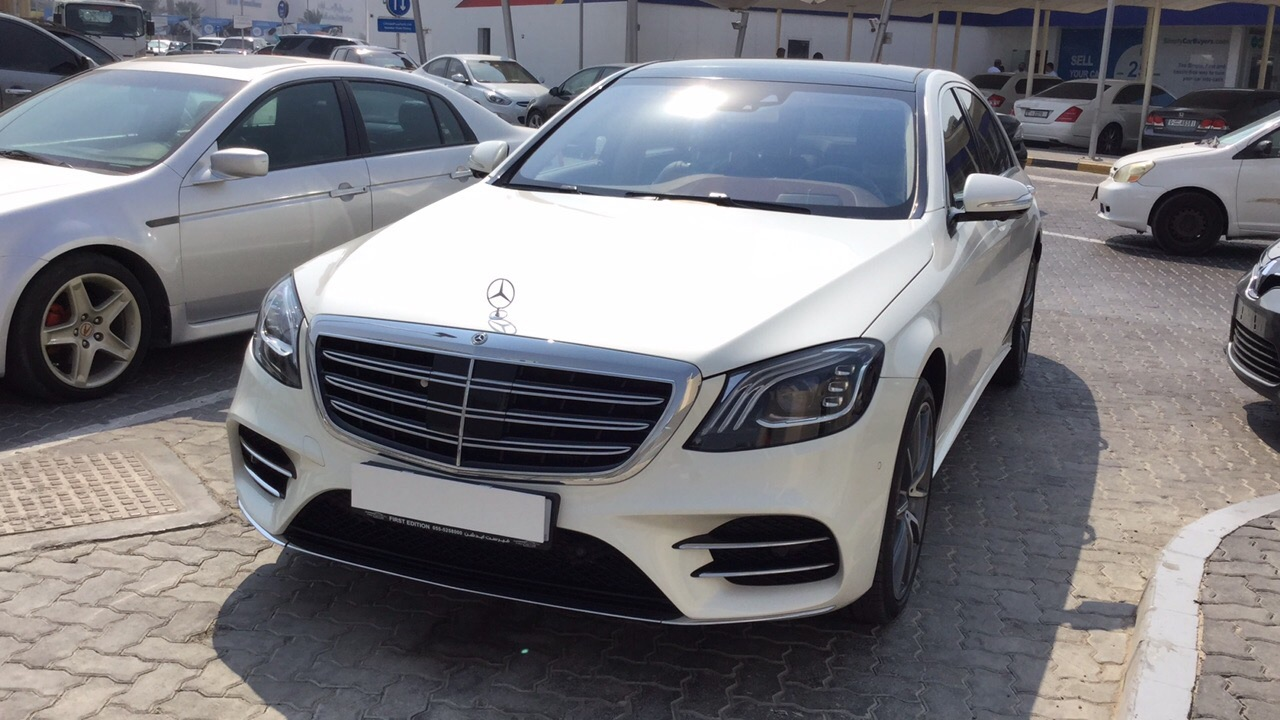Used Mercedes-Benz S 500 4Matic 2018 For Sale In Dubai