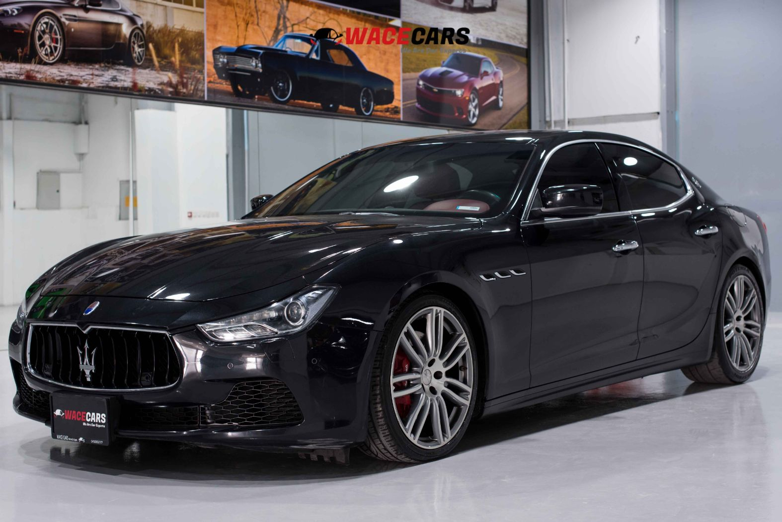 Used Maserati Gihbli 2015 For Sale In Dubai