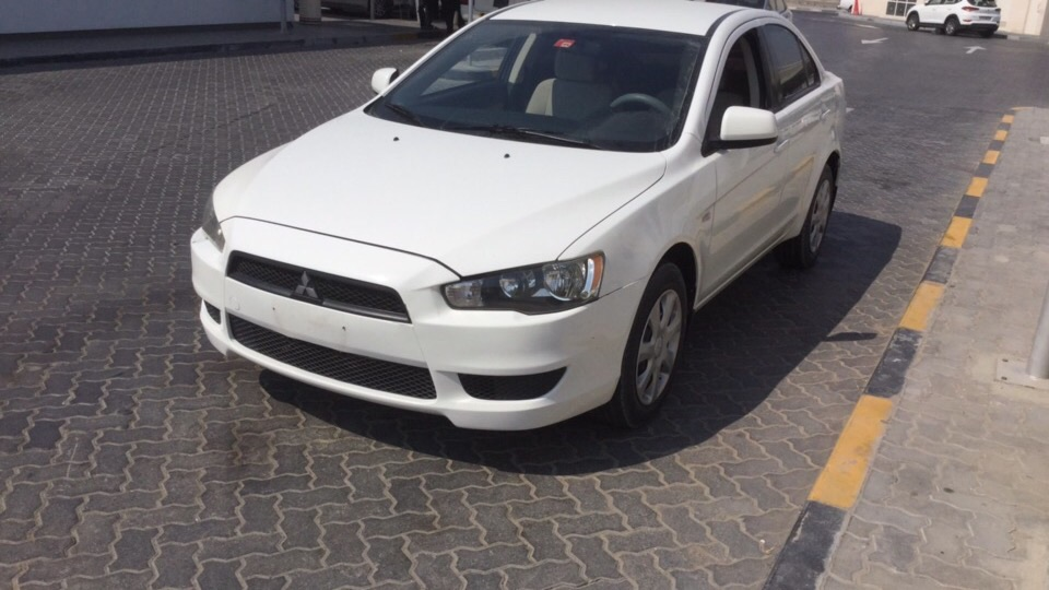 Used Mitsubishi Lancer 2014 For Sale In Dubai
