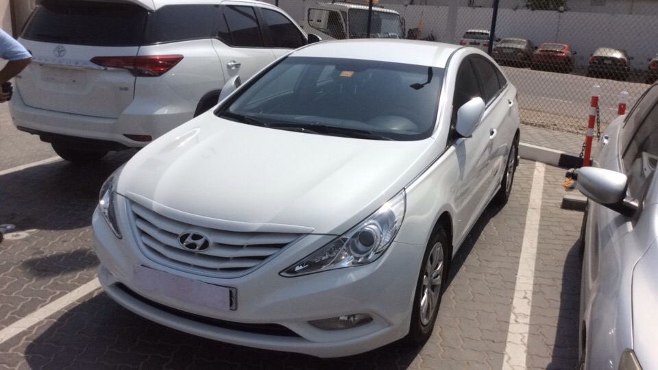 Used Hyundai Sonata 2012 for sale in Dubai