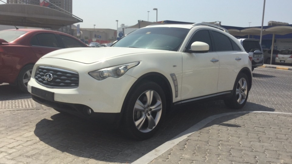 Used Infiniti FX 35 2009 For Sale In Dubai