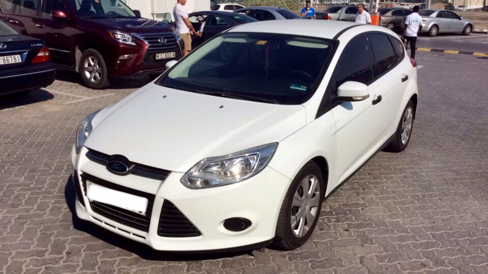 Used Ford Focus 2012 for sale in Dubai