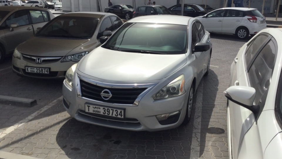 Used Nissan Altima 2013 For Sale In Dubai