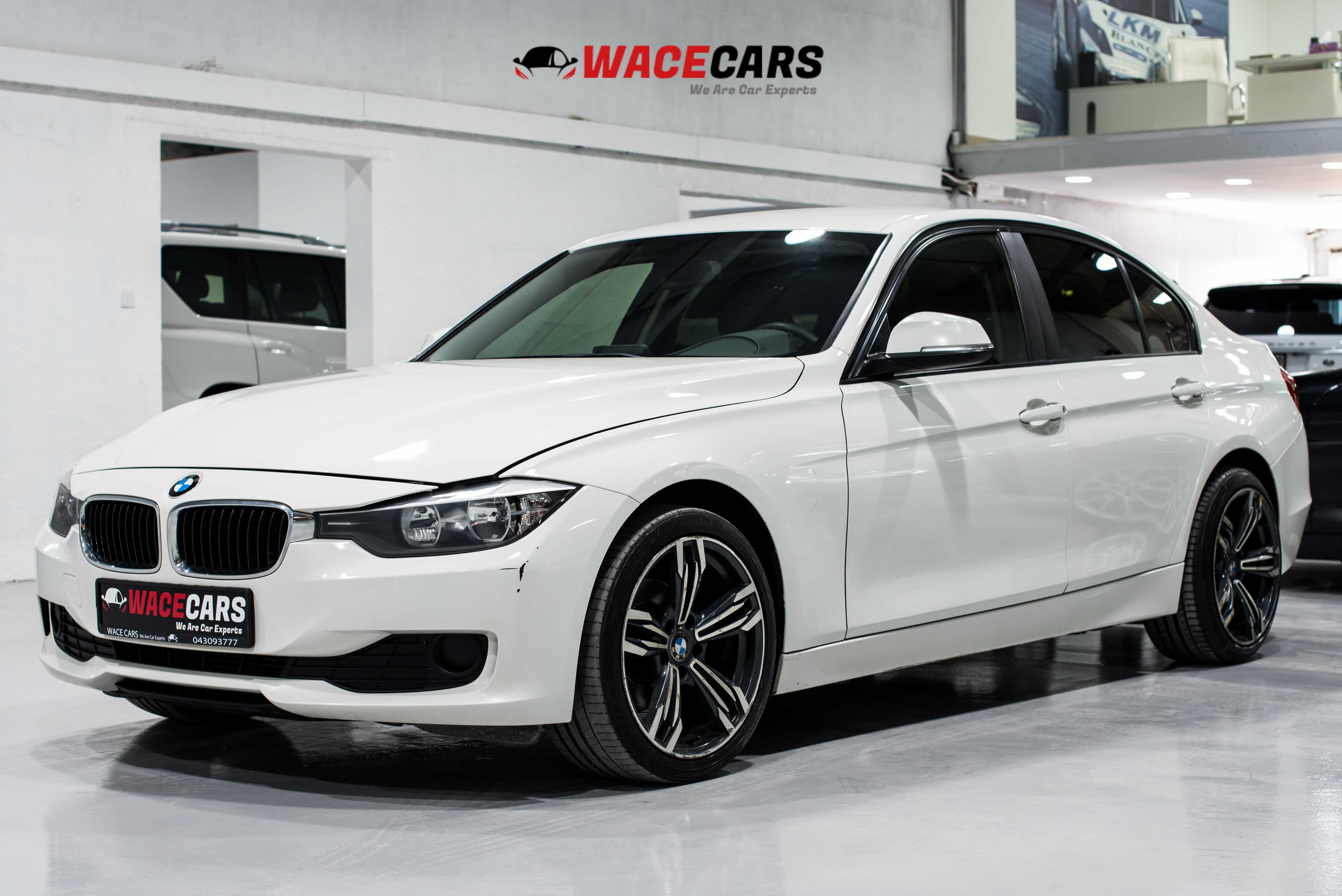 Used BMW 3-Series  2013 for sale in Dubai