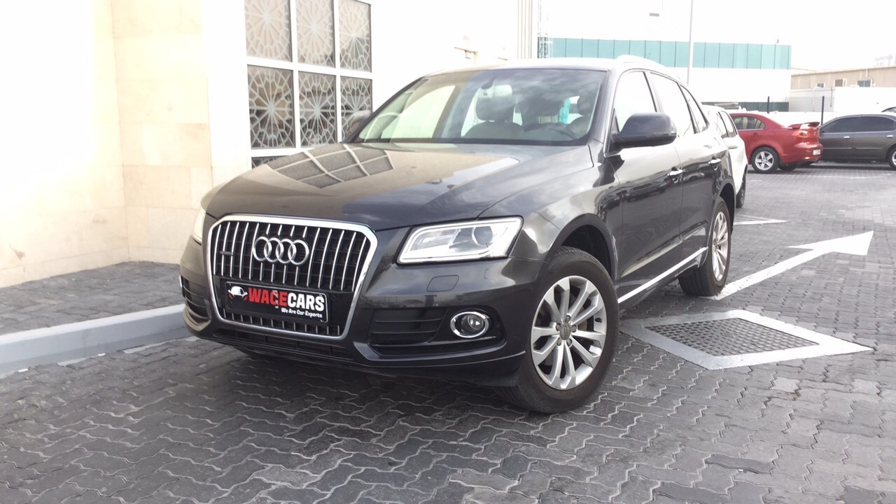 Used Audi Q5 2015 for sale in Dubai