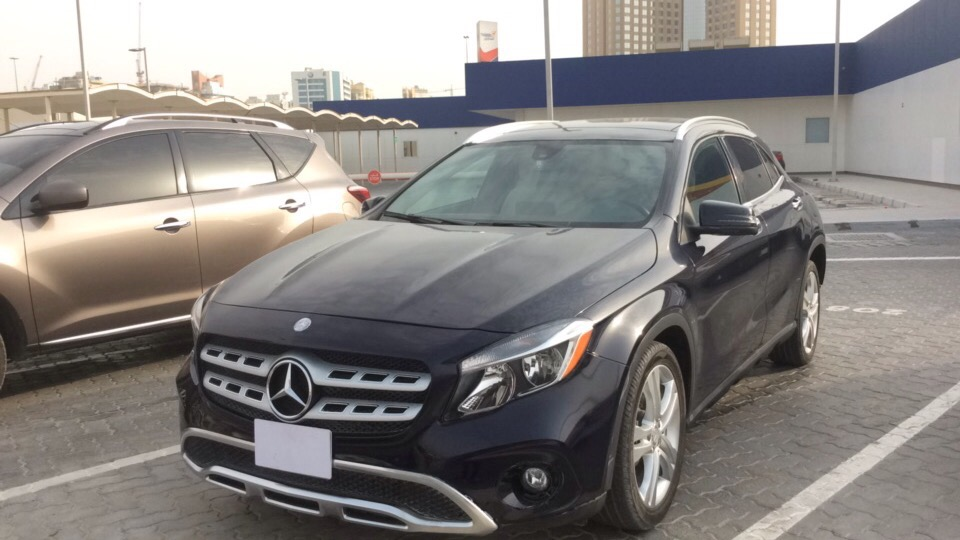 Used Mercedes-Benz GLA 250 2018 For Sale In Dubai