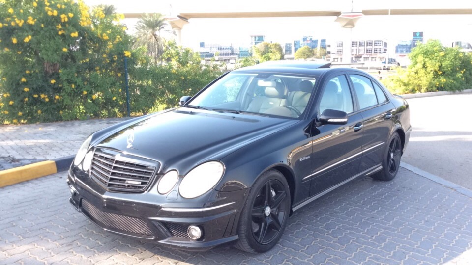 Used Mercedes-Benz E-Class 2008 For Sale In Dubai
