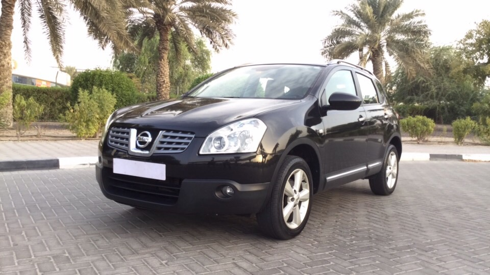 Used Nissan Qashqai 2009 For Sale In Dubai