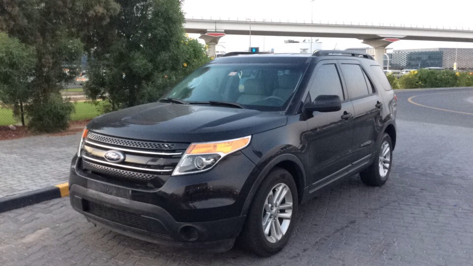 Used Ford Explorer 2013 For Sale In Dubai
