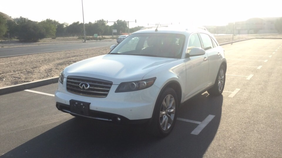 Used Infiniti FX 2008 for sale in Dubai